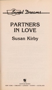 Cover of: Partners in Love | Susan Kirby