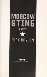 Cover of: Moscow Sting | Alex Dryden
