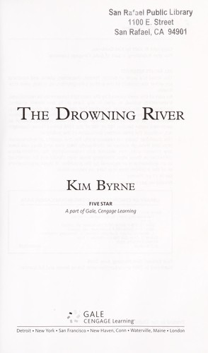 The Drowning River by Kim Byrne