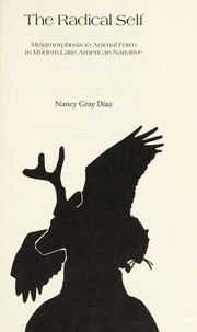 the radical self   metamorphosis to animal form in modern latin american narrative a hammock beneath the mangoes  1991 edition    open library  rh   openlibrary org
