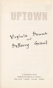 Cover of: Uptown | Virginia DeBerry