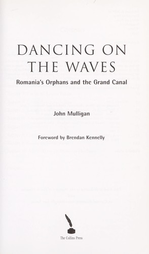 Dancing On The Waves by John Mulligan