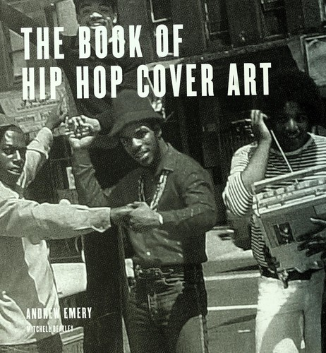 BOOK OF HIP HOP COVER ART by ANDREW EMERY
