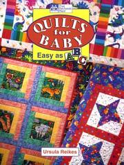 Cover of: Quilts for baby | Ursula Reikes