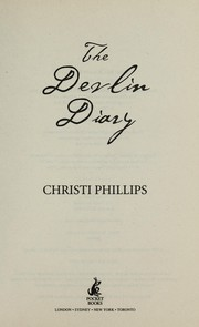 Cover of: The Devlin diary | Christi Phillips