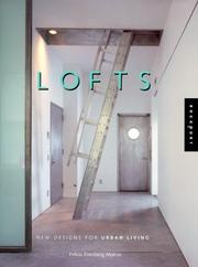 Cover of: Lofts | Felicia Eisenberg Molnar