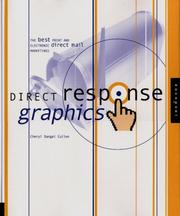 Cover of: Direct Response Graphics by Cheryl Dangel Cullen