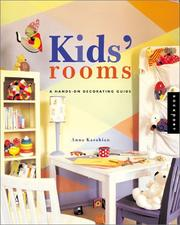 Cover of: Kids' rooms | Anna Kasabian