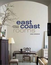 Cover of: East Coast Rooms | Anna Kasabian