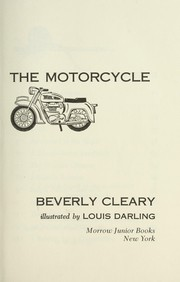Cover of: The mouse and the motorcycle | Beverly Cleary