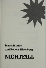 Cover of: Nightfall by Isaac Asimov