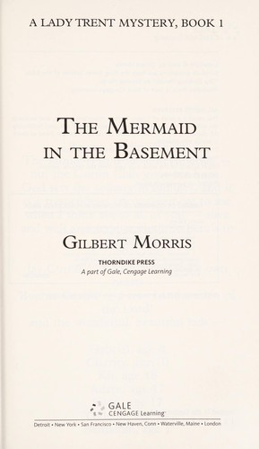 The mermaid in the basement by Gilbert Morris