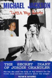 Cover of: Michael Jackson Was My Lover by Victor M. Gutierrez