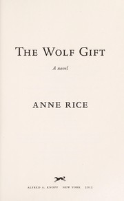 Cover of: The wolf gift | Anne Rice