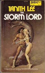 Cover of: The Storm Lord | Tanith Lee