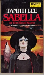 Cover of: Sabella | Tanith Lee