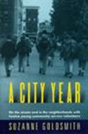 Cover of: A City Year by Suzanne Goldsmith-Hirsch