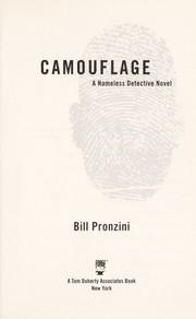 Cover of: Camouflage by Bill Pronzini