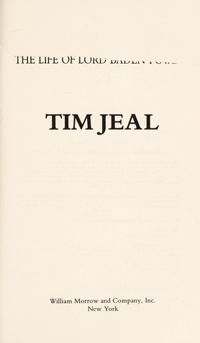 The boy-man by Tim Jeal