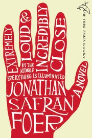 Cover of: Extremely Loud and Incredibly Close | Jonathan Safran Foer