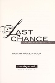 Cover of: Last chance | Norah McClintock