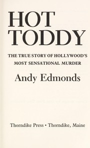 Cover of: Hot Toddy | Andy Edmonds