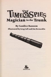 Cover of: Magician in the trunk by Candice F. Ransom