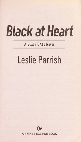 Black at heart by Leslie Parrish