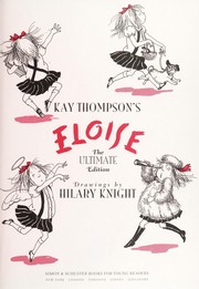 Cover of: Kay Thompson's Eloise by Kay Thompson
