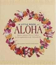 Cover of: A little book of aloha by Renata Provenzano