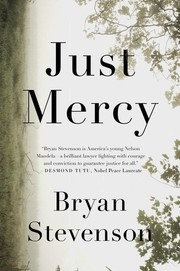 Cover of: Just Mercy by Bryan Stevenson