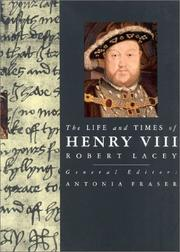Cover of: Henry VIII by Robert Lacey