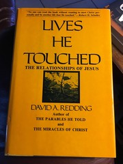 Cover of: Lives He touched | David A. Redding