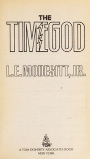 Cover of: The Timegod by L. E. Modesitt Jr.