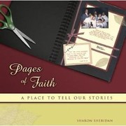 Cover of: Pages of faith | Sharon Sheridan