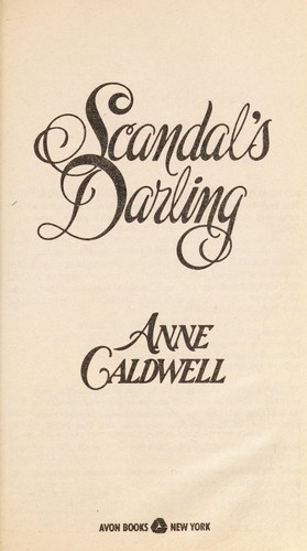 Scandal's Darling by Anne Caldwell