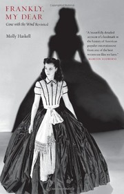 Cover of: Frankly, My Dear | Molly Haskell