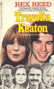 Cover of: Travolta to Keaton by Rex Reed
