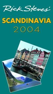 Cover of: Rick Steves' Scandinavia 2004 | Rick Steves