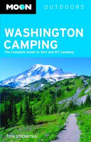 Cover of: Moon Washington Camping by Tom Stienstra