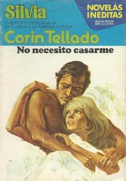 Cover of: No necesito casarme by Corín Tellado