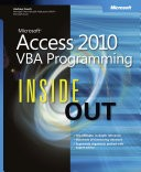 Cover of: Microsoft Access 2010 | Andrew Couch