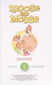 Cover of: Moose and Mouse | Mary Packard