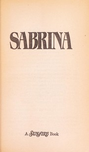 Cover of: Sabrina by Candice F. Ransom