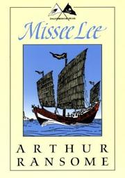 Cover of: Missee Lee by John Arthur Ransome Marriott