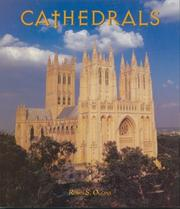 Cover of: Cathedrals | Robin S. Oggins