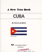 Cover of: Cuba | Karen Jacobsen
