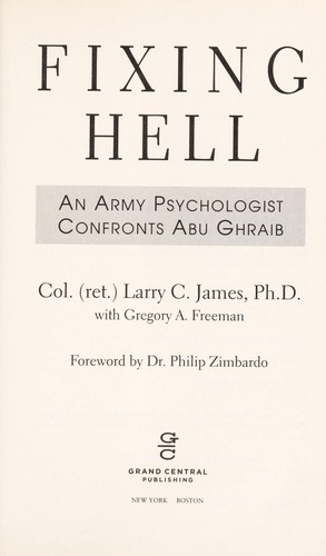 Fixing hell by Larry C. James