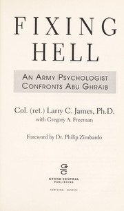 Cover of: Fixing hell | Larry C. James