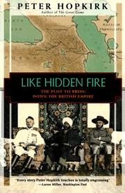 Cover of: Like Hidden Fire by Peter Hopkirk